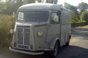 CITROEN HY Diesel (1980)