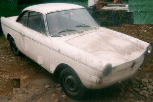 FIAT NECKAR Riviera Coupé (1964)