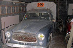 PEUGEOT 403 U8 (1954)