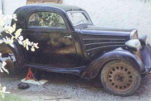 SIMCA FIAT Balilla (1936)