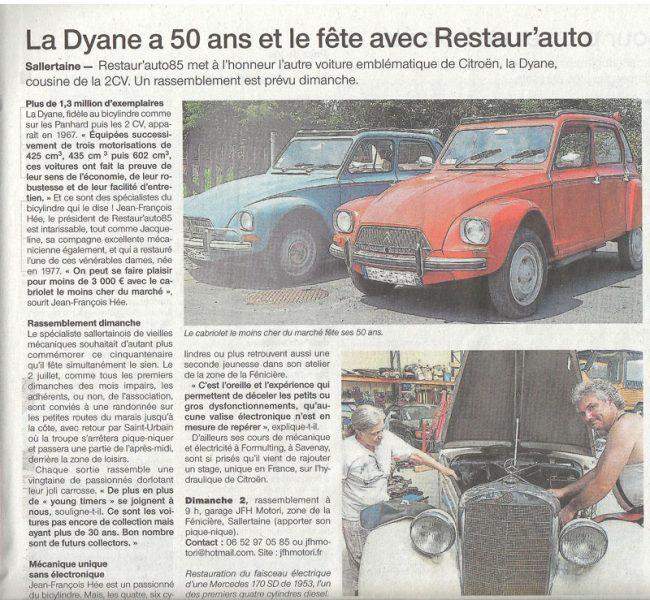 Cinquantenaire Ouest-France